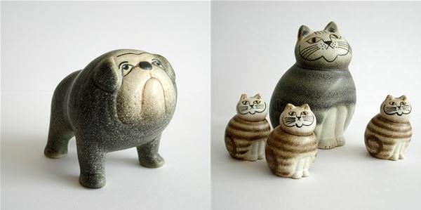 Lisa Larson Ceramics
