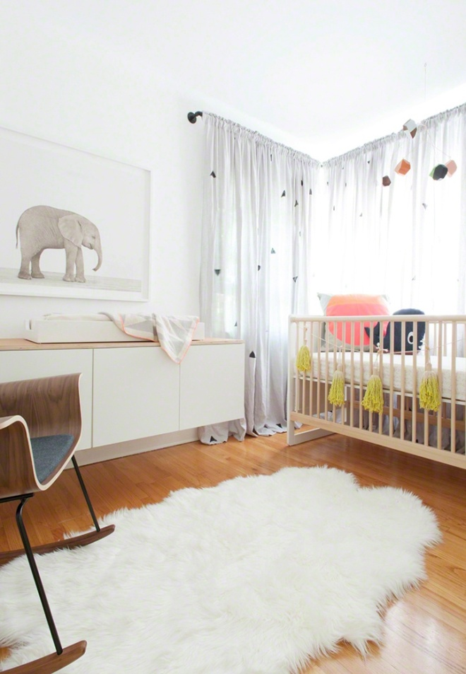 Color Palettes for Kid's Rooms | the-brick-house.com | Featured on Design-Vox.com