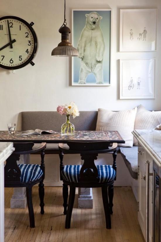Casual Dining | esteestanley.com | design-vox.com