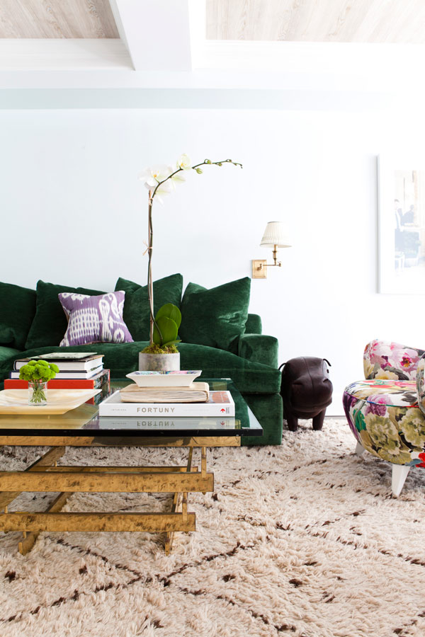 Living Rooms from Soft to Bold | lillybunn.com | design-vox.com
