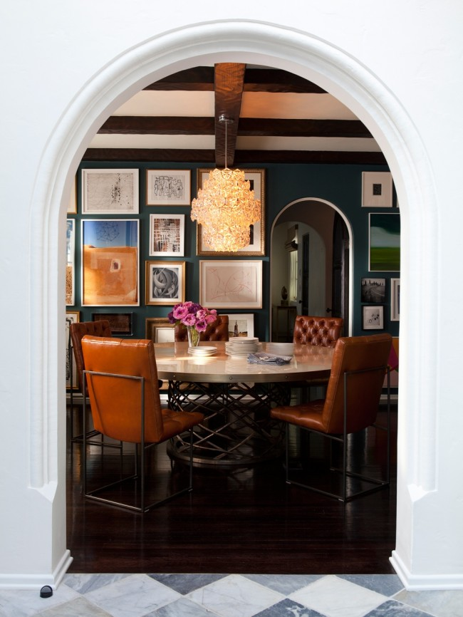 Pizzazz Inspiration for the Dining Room | nateberkus.com | design-vox.com