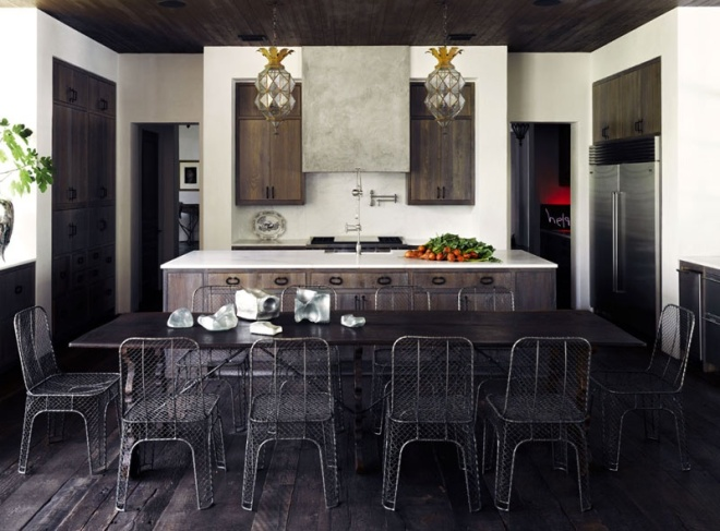 Oh So Classy Kitchens | douglasfriedman.net | design-vox.com
