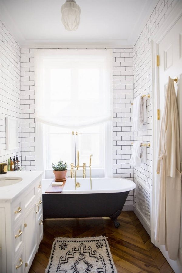 Dreamy Bathrooms | domino.com |  design-vox.com