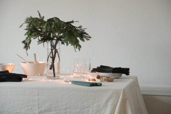 Holiday Table by Remodelista