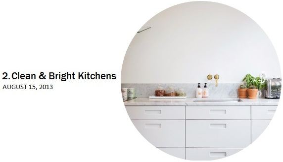 Clean & Bright Kitchens