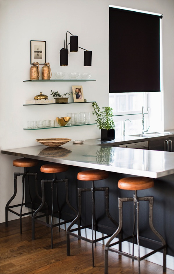 Open Shelving in Kitchens | Nate Berkus | design-vox.com