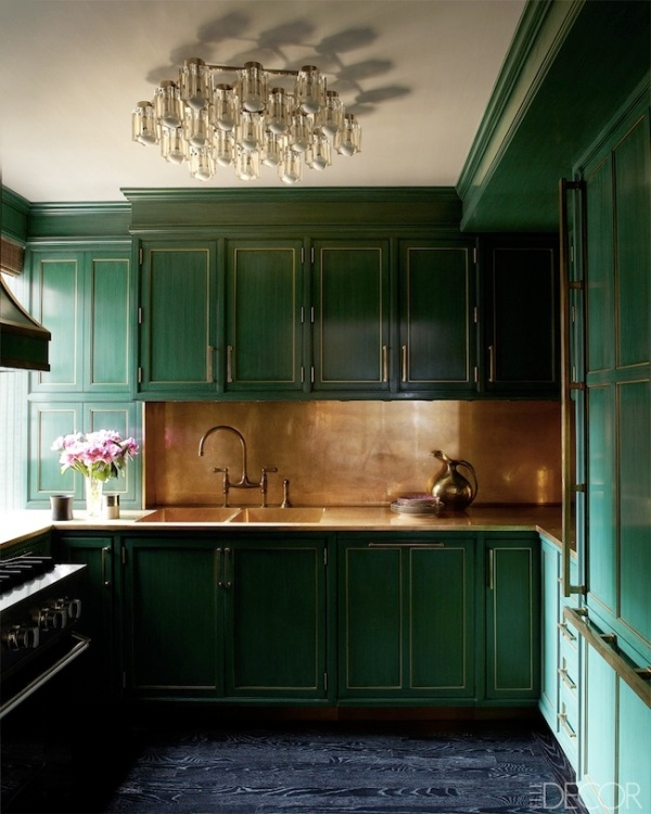Delicious Kitchens | kellywearstler.com | design-vox.com