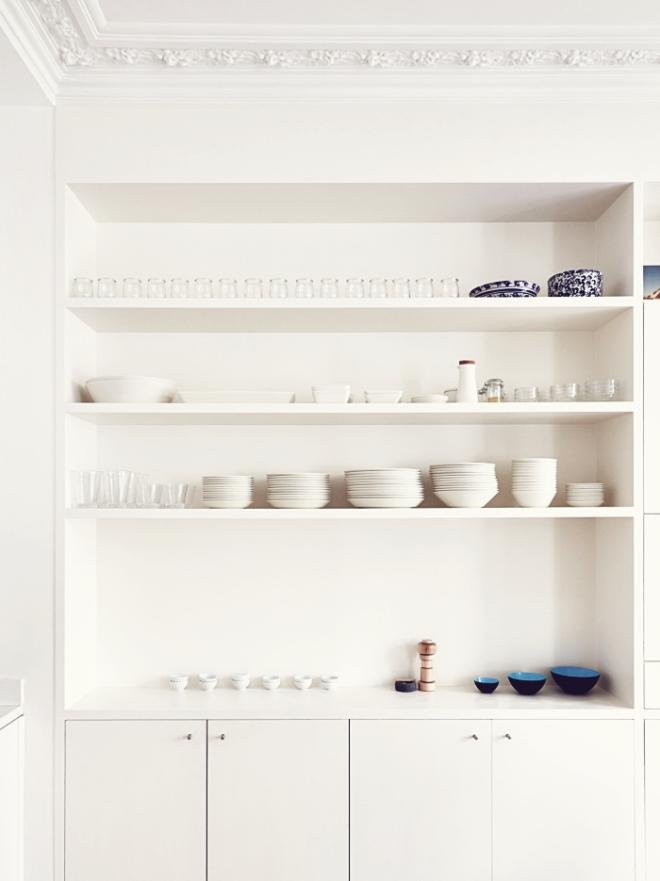 White Walls Forever | abkasha.com | design-vox.com