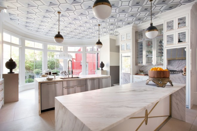 The Versatility of Marble | dmagazine.com | design-vox.com