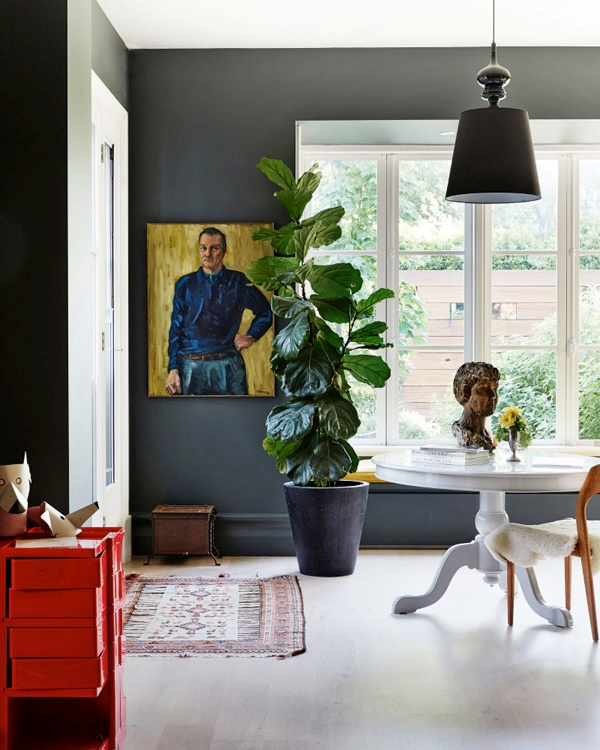 Great Spaces to Work from Home | thedesignfiles.net |  design-vox.com