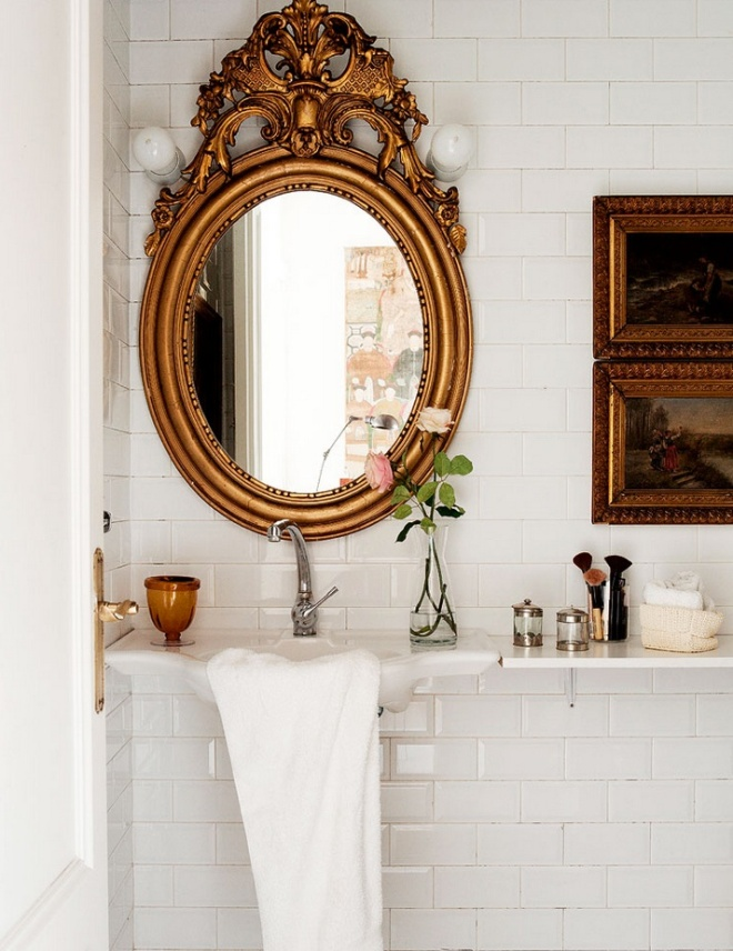 Super Glam Bathrooms | nuevo-estilo.micasarevista.com | design-vox.com