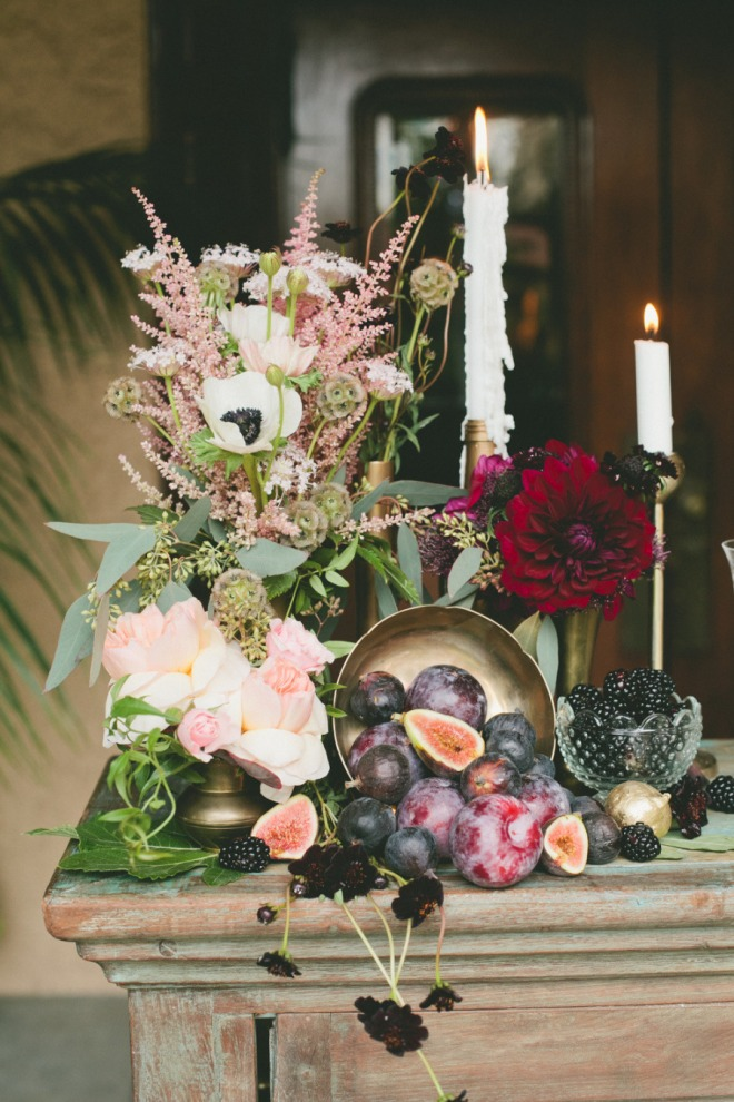 Romantic Wedding Flower Inspiration
