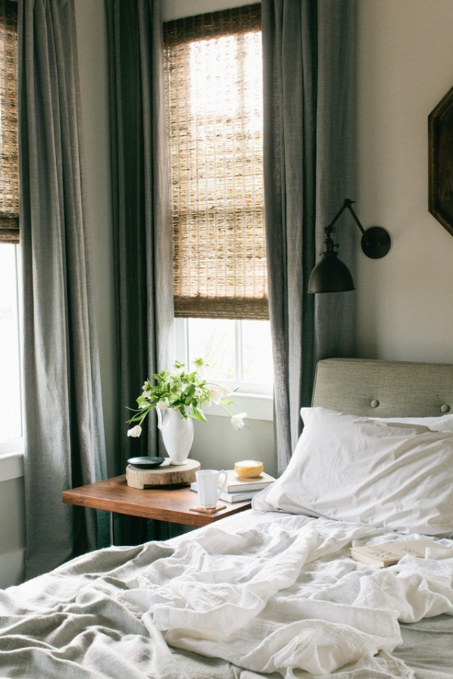 Simple Style for the Bedroom | aliharperphotography.com | design-vox.com