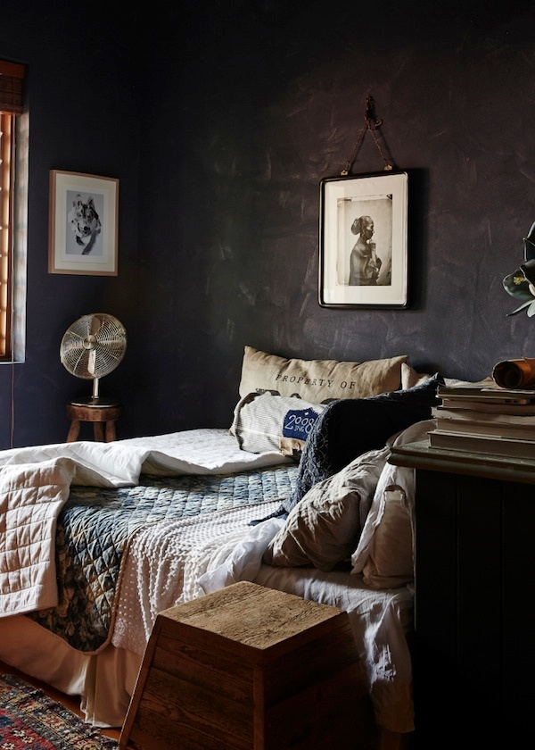 Simple Style for the Bedroom | thedesignfiles.net | design-vox.com