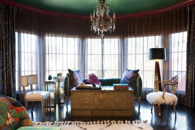 Glam, Modern, or Rustic? | dmagazine.com | design-vox.com