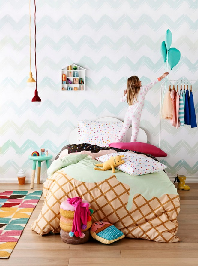 The Right Way To Do Colorful Kid's Rooms | sackme.com.au | design-vox.com