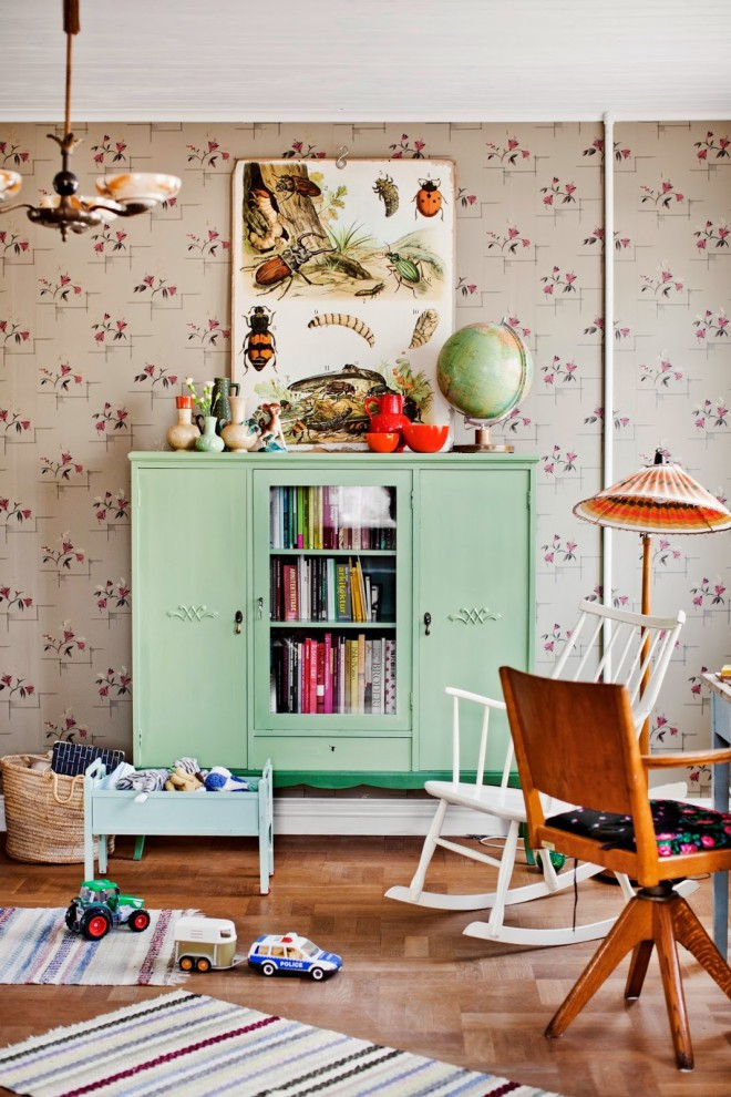 The Right Way To Do Colorful Kid's Rooms | lantliv.com | design-vox.com