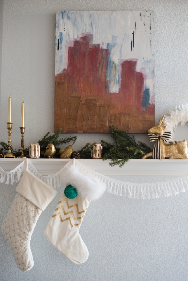 Classy Christmas | inspiredbythis.com | design-vox.com | #christmas #decorations