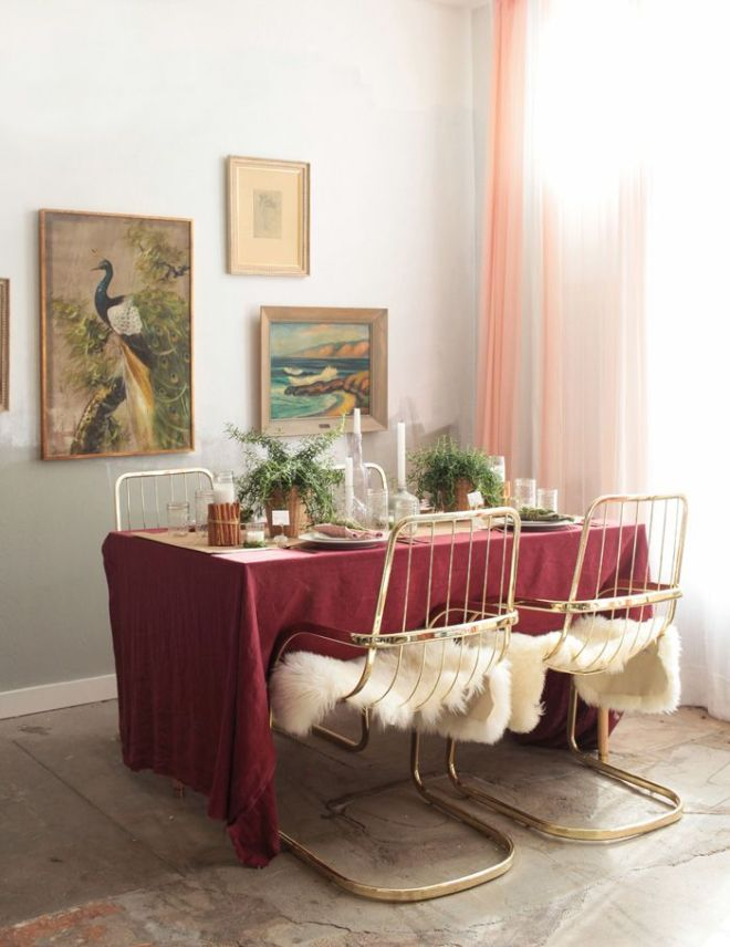 Boldly Awesome Dining Rooms | stylebyemilyhenderson.com | design-vox.com